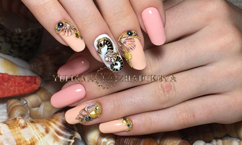 ювелирные ногти