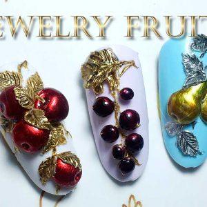 Онлайн курс по ювелирным фруктам